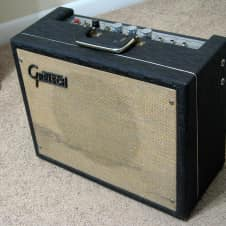 1963 Gretsch 6157 Electromatic tube guitar amp by Valco image