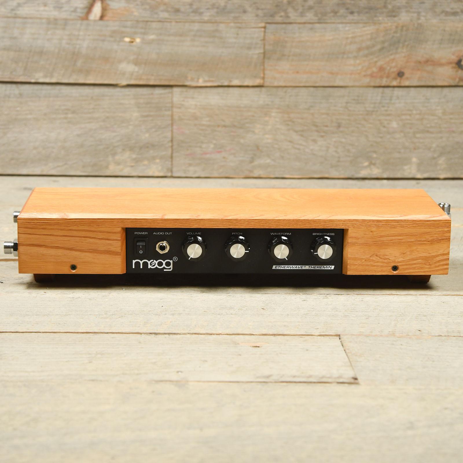 Moog Etherwave Standard Theremin Ash USED