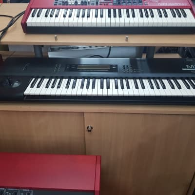 Korg M1 61-Key Synth Music Workstation