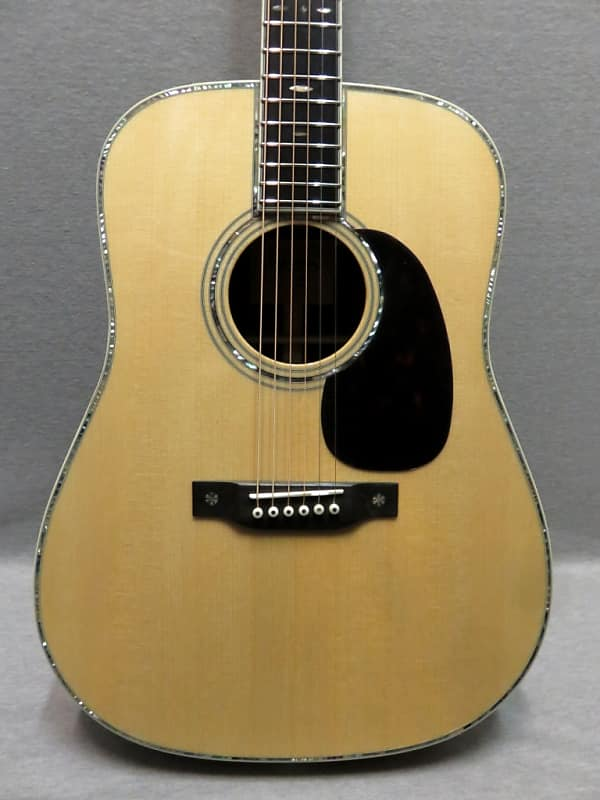 Eastman E40D Acoustic Guitar With Hardshell Case In store Demo #5094 image