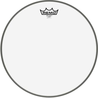 """Remo Diplomat Clear Drumhead - 13"""""""