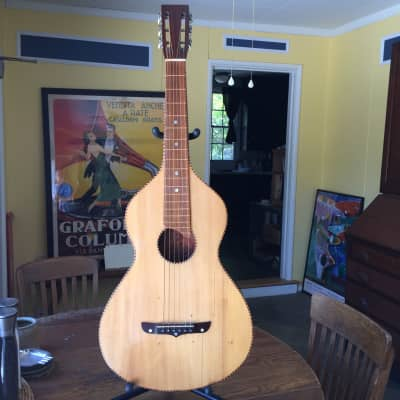 #20- 1920 Hilo Hawaiian Steel Guitar for sale