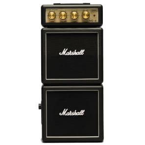 Marshall MS4 Micro Full Stack Battery Powered Guitar Amp