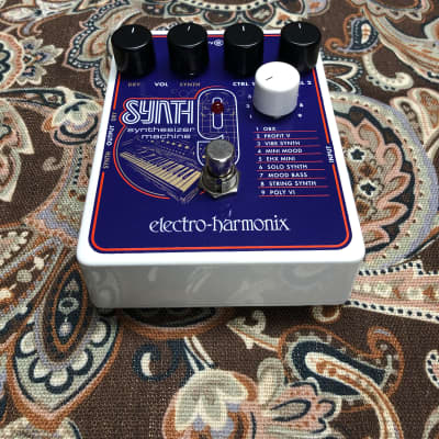 Electro-Harmonix Synth9 Synthesizer Machine - Used