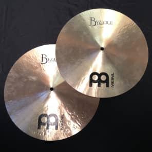 "Meinl 14"" Byzance Traditional Heavy Hi-Hat"