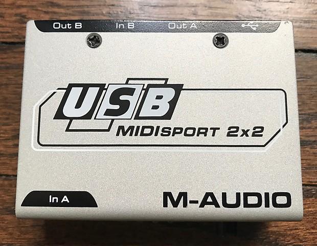 Midisport 2x2 driver mac