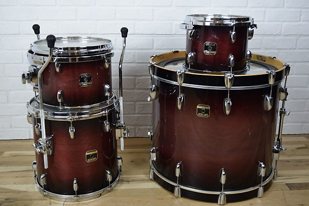 gretsch renown maple shell drum set kit excellent used drums reverb. Black Bedroom Furniture Sets. Home Design Ideas
