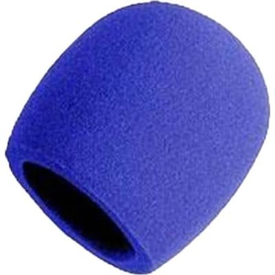 Hamilton Foam Microphone Windscreen Cover - Blue