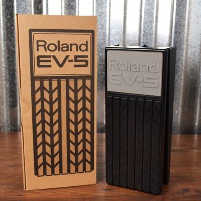 Roland EV-5 Single Expression Guitar Bass Effect Pedal