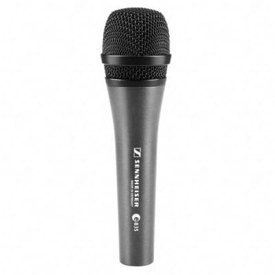 Sennheiser e835 Dynamic Lead Vocal Microphone - New