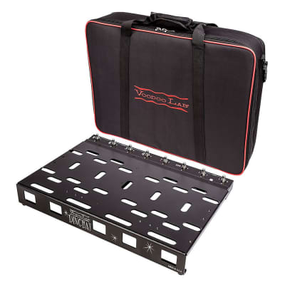Voodoo Lab Dingbat PX Pedalboard w/ PX-8 PLUS Pedal Switcher