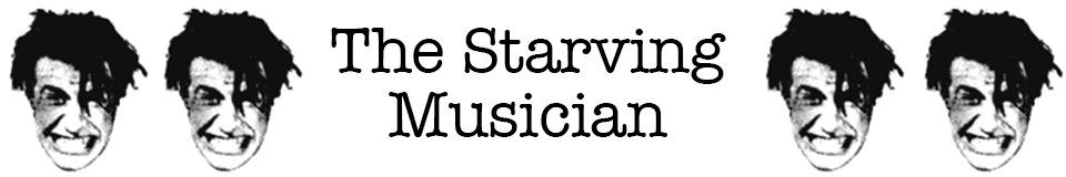 The Starving Musician (Santa Cruz)