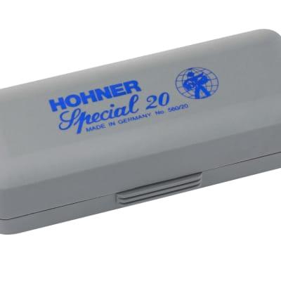 Hohner Special 20 Progressive Series - Key of G