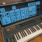 Moog Sonic Six analog synthesizer image
