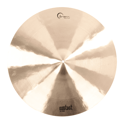 """Dream Cymbals 24"""" Contact Series Ride Cymbal"""