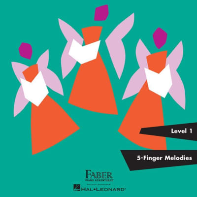 PlayTime Piano: Hymns - Level 1: Five-Finger Melodies (Faber Piano Adventures)