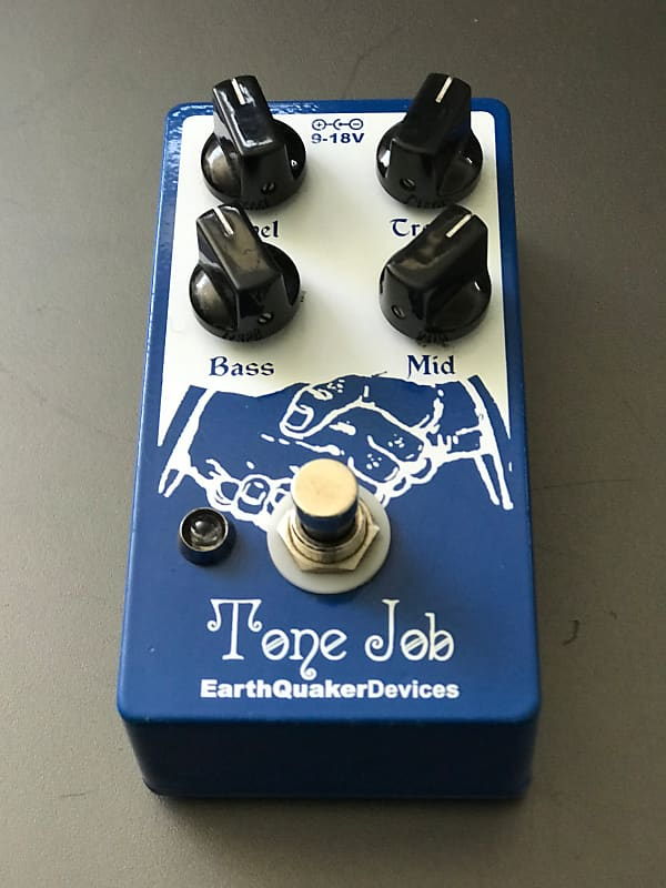 earthquaker devices tone job big d music reverb. Black Bedroom Furniture Sets. Home Design Ideas