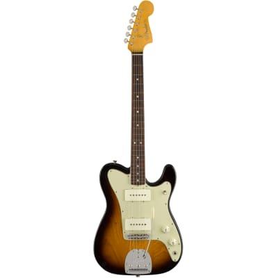 Fender 2018 LIimited Edition Jazz-Tele Guitar w Case - 2-Color Sunburst