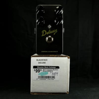 USED Lovepedal Blackface Deluxe (704)
