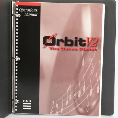 E-MU Orbit V2 Original Operation Manual #39767