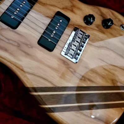Fender Limited Edition American Shortboard Mustang with Rosewood Fretboard  2015 Natural