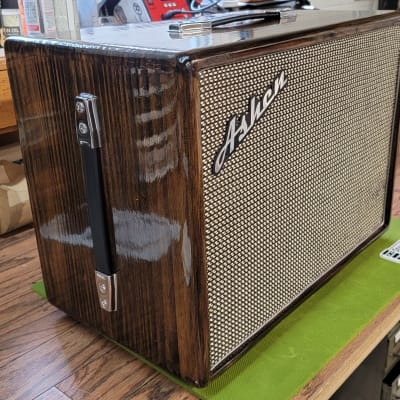 Ashen 112 guitar cabinet (Convertible -Open / Closed Back) Unknown Wood