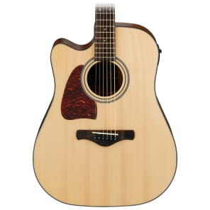 Ibanez AW400LCENT Artwood Series Acoustic Guitar Natural