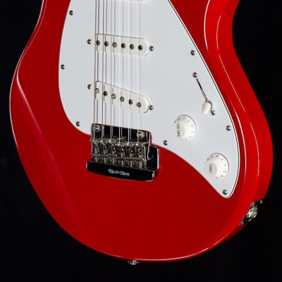 Ernie Ball Music Man Silhouette Special Red USED (243) for sale