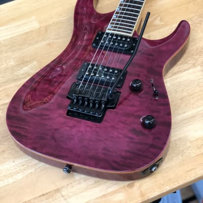 ESP-LTD MH-201 Quilted top for sale