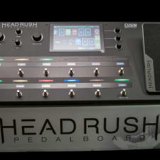 Headrush Pedalboard Amp and Effects Modeling Processor
