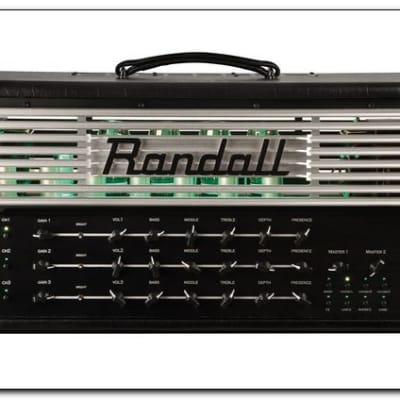 Randall KH103 Kirk Hammett Signature 3-Channel 120-Watt Guitar Amp Head (B-Stock)