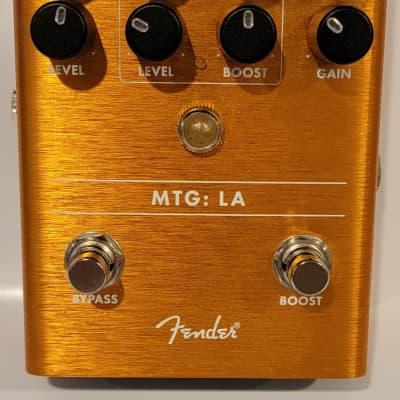 Fender Fender MTG:LA Tube Distortion Pedal for sale