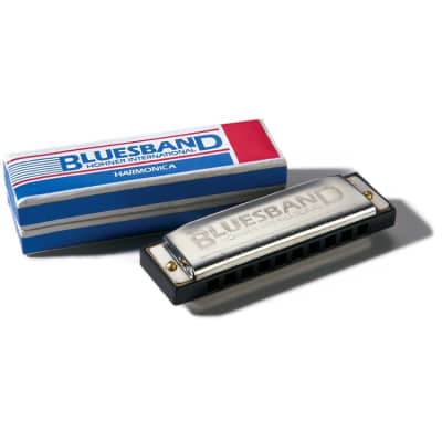 Hohner 1501 Blues Band Harmonica - Key of C 1501C