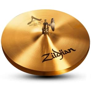 "Zildjian 13"" A Series New Beat Hi-Hat Cymbals (Pair)"
