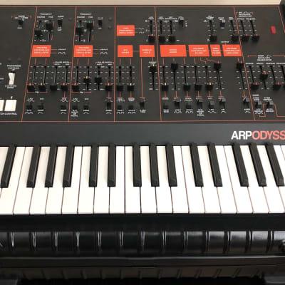 Korg ARP Odyssey Rev3 37-Slim Key Duophonic Analog Synthesizer