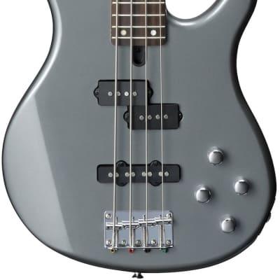 Yamaha TRBX204 Bass Guitar Gray Metallic