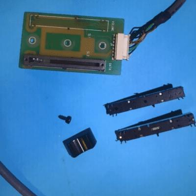 Kurzweil K2000 Volume and Controller board