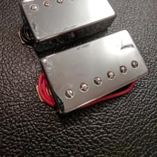 Epiphone 57CH Nickel Covered Humbucker Pickup Set 57 Classic Pulled From Dot 57CH(G)