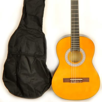 Beginner Classical Acoustic Guitar 1/2 Size (34