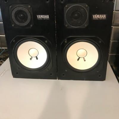 Yamaha NS-10M Studio Monitors