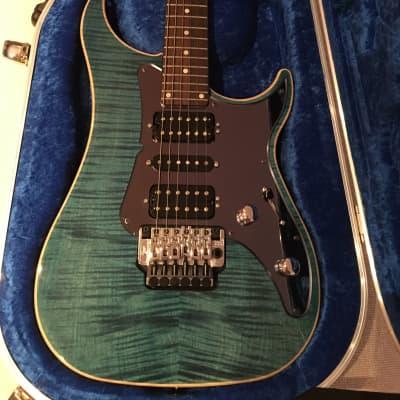 Vigier  Excalibur Custom Deep Blue! Mint! Original hardcase! for sale