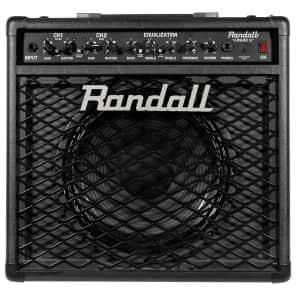 "Randall RG80 80-Watt 1x12"" Solid State Guitar Combo"