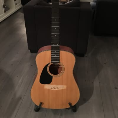 Samick SW250 LH-12 Aspen - Artist Edition - 12-string Guitar ( broken bridge ) for sale