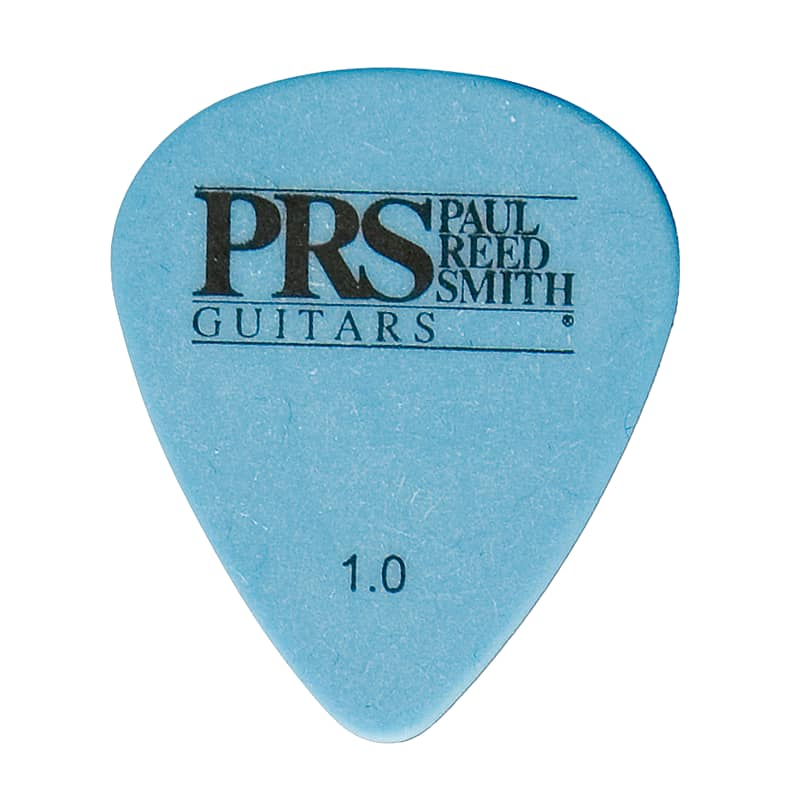 Paul Reed Smith PRS Blue Delrin 1.0mm Guitar Picks (12 Pack)