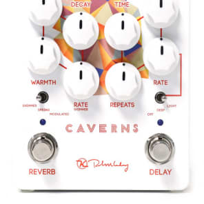 Keeley Caverns V2 Delay and Reverb