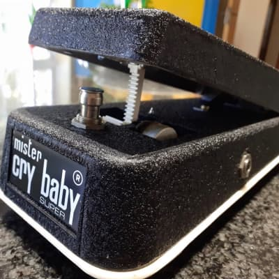 Jen Mister Crybaby Super 1970's with OEM carry Bag - Excellent + Time Warp Condition ! for sale