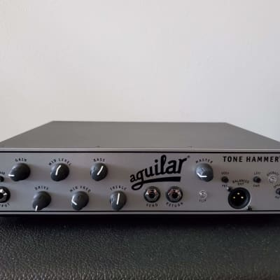 Aguilar Tone Hammer 700 Super Light 700-Watt Bass Amp Head