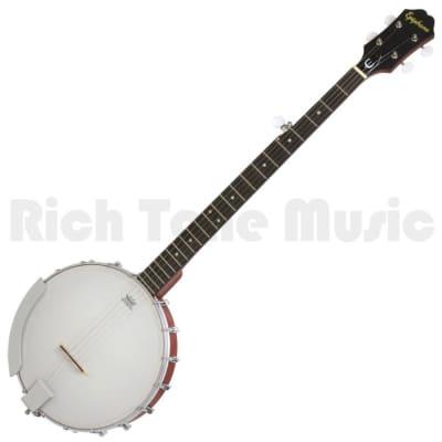 Epiphone MB-100 Banjo - Natural for sale