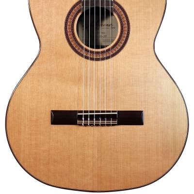 Kremona Soloist Series F65C Solid Cedar Top Nylon String Classical Acoustic Guitar With Bag for sale
