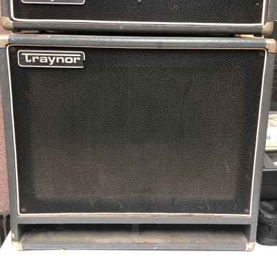 Traynor TS - 120 B Late 70s Gray tolex with 1x15 cab